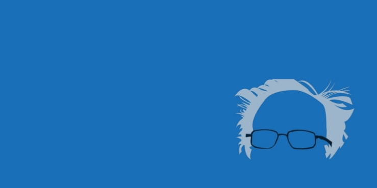 Bernie-banner-hair-glasses-blue